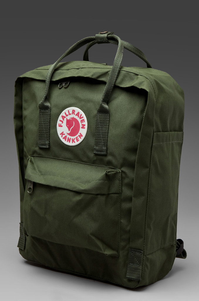 fjallraven kanken bag review